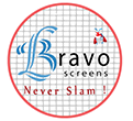 Bravo Screens Logo